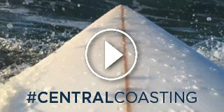 #CentralCoasting Video